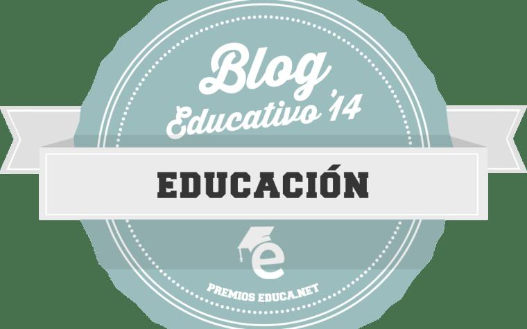 ¿Tienes un #Blog ? Premios educa.net