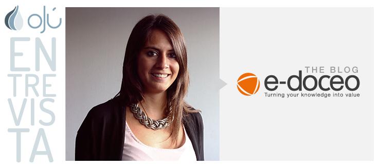 """""""Más allá del #eLearning : Digital Learning"""" Entrevista a Patricia López"""