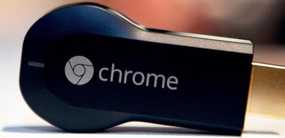Uso de Chromecast en formación