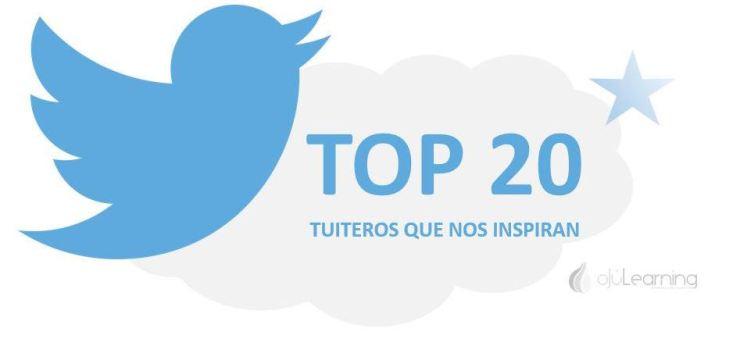 top 20 tuiteros