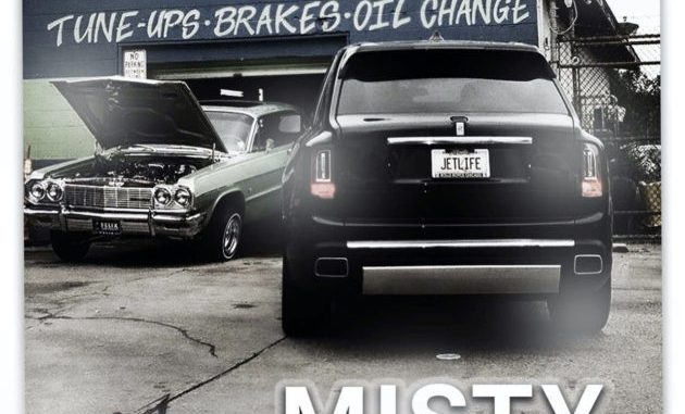 Mp3: Curren$y - Misty
