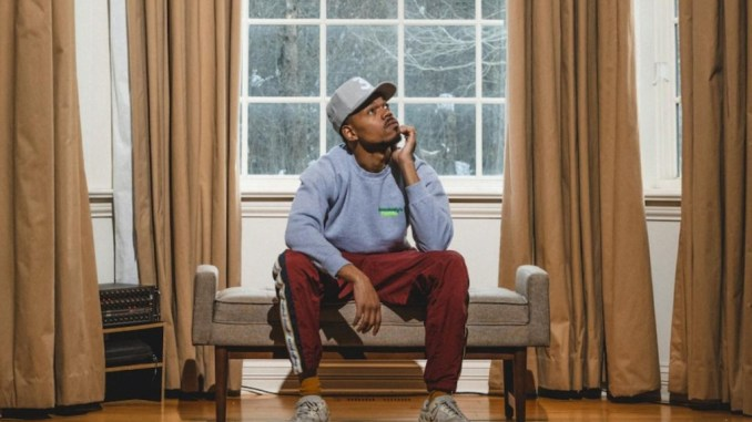 Mp3: Chance The Rapper - The Heart & The Tongue