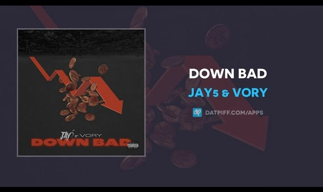 Mp3: Jay5 Feat Vory - Down Bad