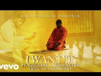 Mp3: Ralo Jacquees & Jessica Dime - I Want It