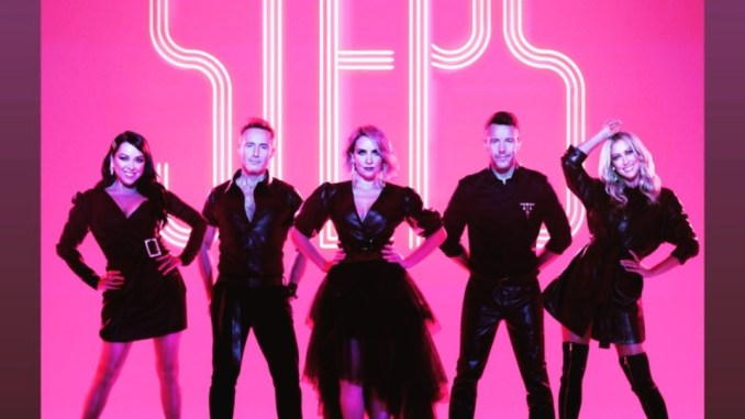 MP3: Steps – Take Me for a Ride