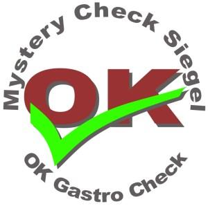 OK Gastro Check, Mystery Check Siegel, Mystery Guesting