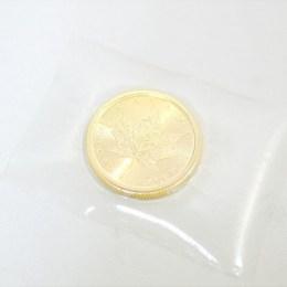 K24 1/4oz メイプルリーフ金貨