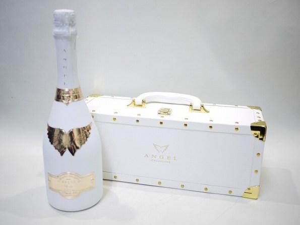 ANGEL CHAMPAGNE NV ROSE/エンジェル シャンパン ロゼ/750ml