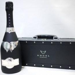 【シャンパン】ANGEL CHAMPAGNE NV Brut Black/エンジェル シャンパン ブリュット
