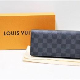 LOUIS VUITTON [ルイ ヴィトン]ダミエ・グラフィット ポルトフォイユ・ブラザ/N62665