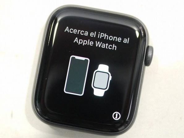 APPLE[アップル]Apple Watch Nike+ Series 4[アップルウォッチ ナイキプラス シリーズ4]/GPS+Cellular/44mm/スペースグレイ/[A2008]