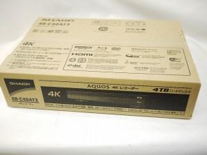 SHARP[シャープ] AQUOS 4Kレコーダー[4B-C40AT3]