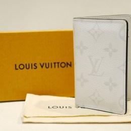 LOUIS VUITTON [ルイ ヴィトン]タイガラマ オーガナイザー・ドゥ ポッシュ/ブロン/M30315