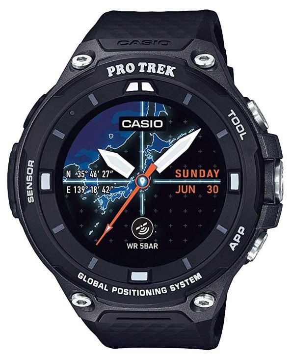 CASIO[カシオ] PRO TREK Smart / プロトレック スマート[WSD-F20-BK]