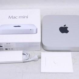 APPLE[アップル]Mac mini/マック ミニ/[MGEN2J/A A1347]/Corei5(2.6GHz)・8GB・1TB
