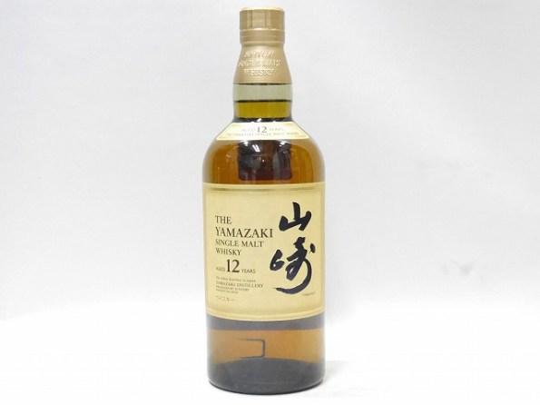 【ウイスキー】Suntory YAMAZAKI 12YEARS [サントリー 山崎 12年]/700ml
