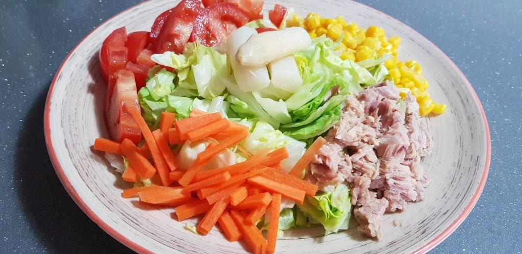 7 ensaladas fáciles para cada día de la semana