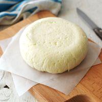 Cómo hacer queso fresco casero con 3 ingredientes (sin cuajo)