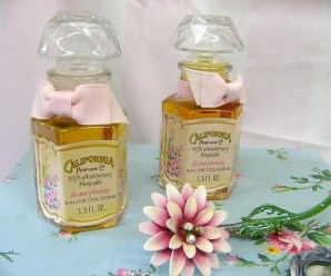 Vintage Treasures Perfume Bottles
