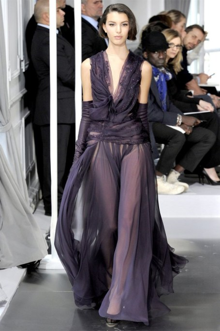 Haute Couture Collection.  Christian Dior 2012.
