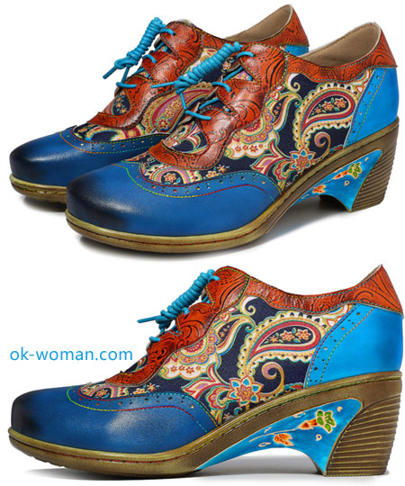 fashion vintage booties