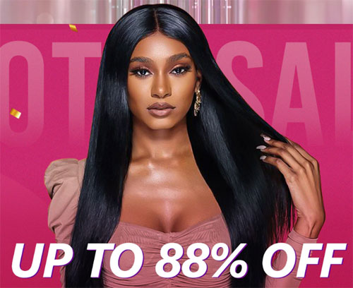 Hair Extensions, Wigs & Accessories | Big Sale