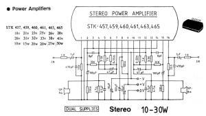 Audio power amplifier circuit diagrams  circuit schematics