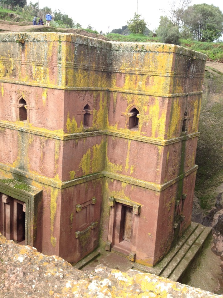 Lalibela. Photo by: Abel Shifferaw