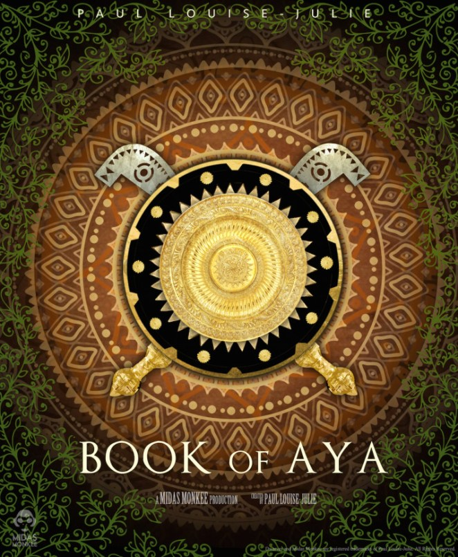 Paul Louise-Julie, Book of Aya. Courtesy of the artist.