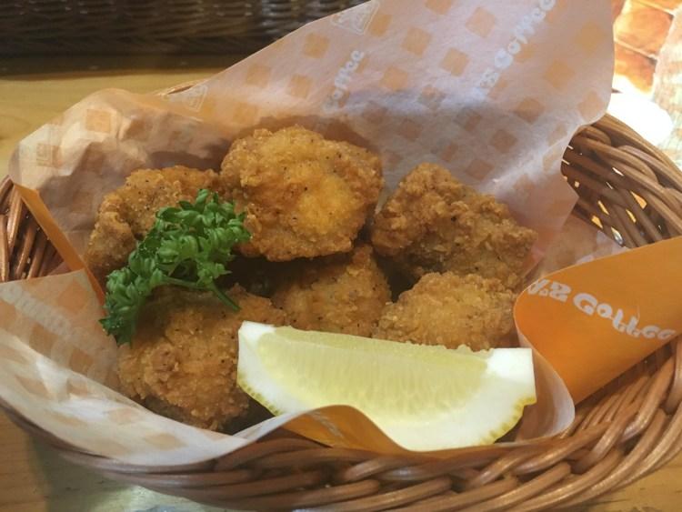 奈良で食べられるから揚げ⑯ 珈琲所コメダ珈琲店 コメチキ