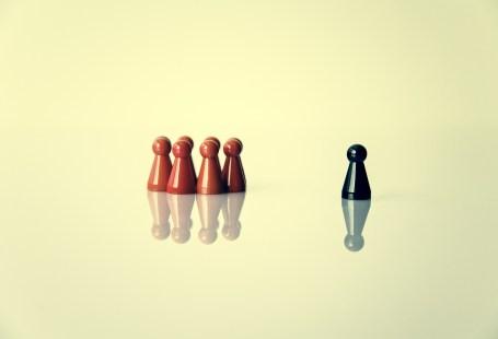 Leaders Are Not Necessarily Gurus.
