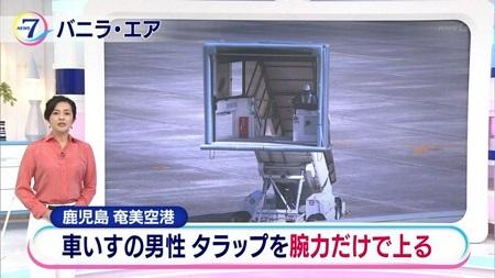 バニラ エア LCC 飛行機 搭乗拒否 ニュース 木島
