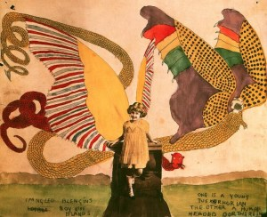 HenryDarger spangled blengins