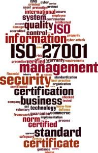 ISO 27001 cloud
