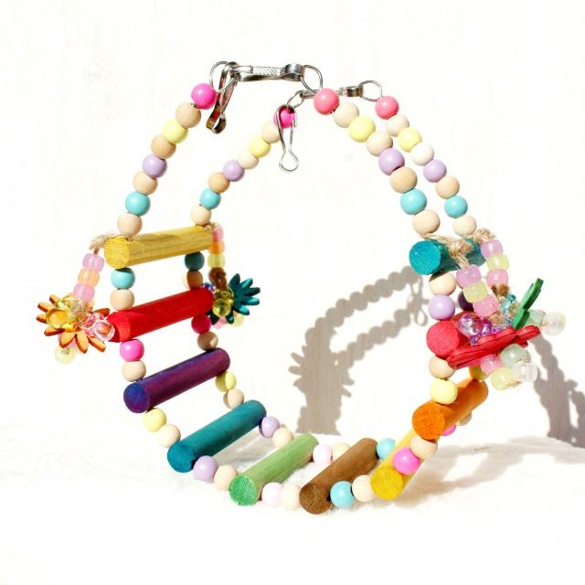 Pyuo's Craft 鳥のおもちゃ