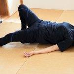 体幹トレーニング第4弾は対角運動です