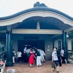 青山記念武道館に行きました