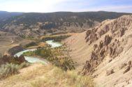 Farwell Canyon, Chilcotin River