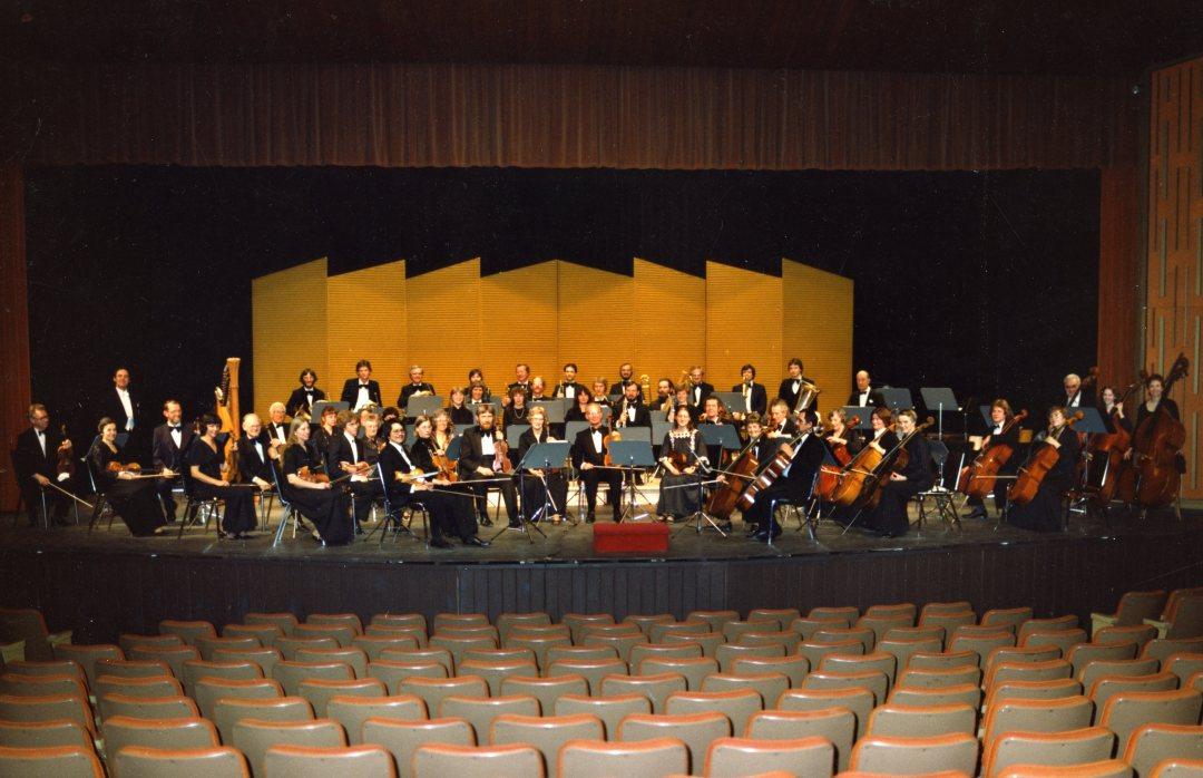 Okanagan Symphony Core Musicians
