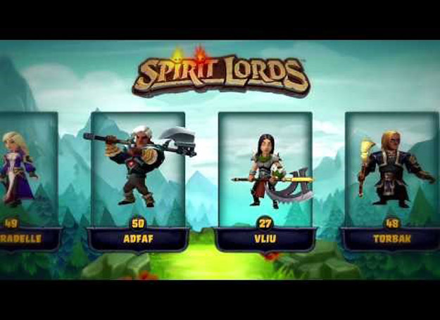 Spirit Lords