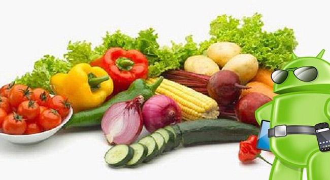 Mejores apps para veganos y vegetarianos