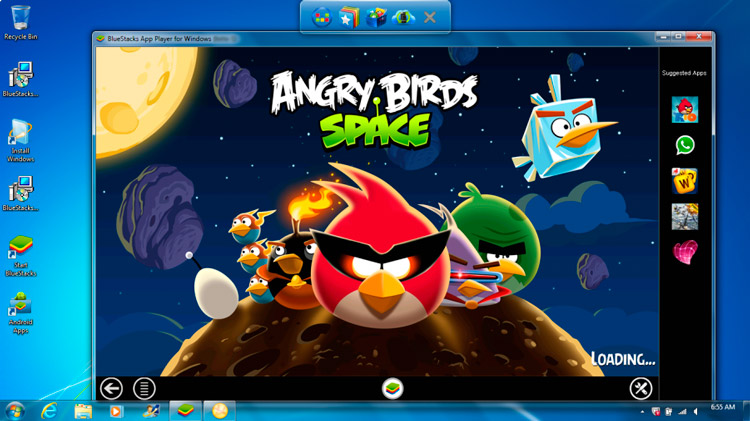 BlueStacks portada