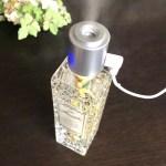 可愛さと実用性を兼ね揃えた加湿器♪株式会社グリーンハウスさんの『ハーバリウムUSB加湿器』