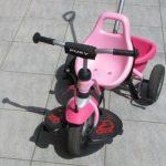 子供のストライダーと三輪車はどっちがおすすめ?何歳から乗れるの?