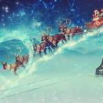 サンタクロースの由来と起源にトナカイの名前や関係性まで!クリスマスをもっと楽しもう☆