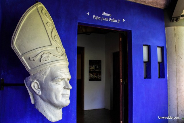 Pope John Paul II's museum