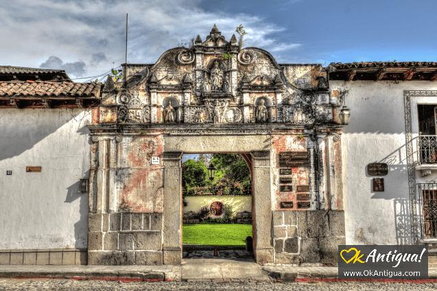 La Concepcion Convent Antigua Guatemala