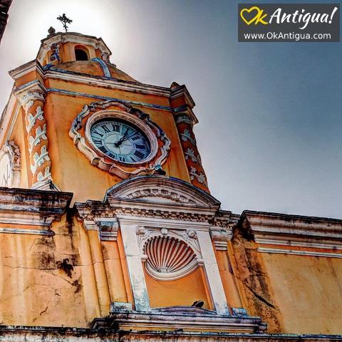 Reloj Santa Catalina Convent Antigua Guatemala