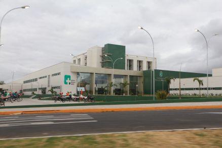 Resultado de imagem para Hospital Regional Norte (HRN) em Sobral.