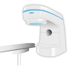 従来の放射線治療装置